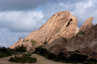 at Vazquez Rocks